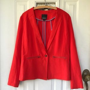 Trouve' Jacket with Seamed Back - NWOT